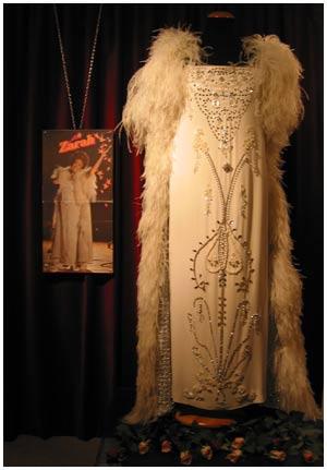 Zarahs klänning från 'Sommarnattens leende'.